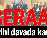ÇYDD Davası tüm sanıklar beraat etti TRT 1 Ana Haber