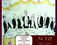 Lozan Antlaşması 94 yaşında
