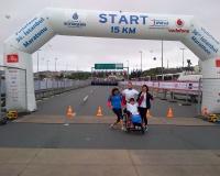 Büyük ve Engelsiz İstanbul Maratonu