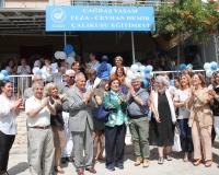 ÇYDD İzmir Şubesi 4. eğitimevini açtı
