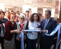 Türkan Saylan Kültür Evi açıldı