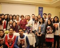 ÇYDD Trabzon Şubesi 25. yılı
