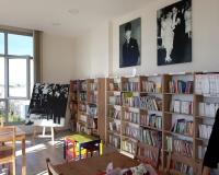 Türkel Minibaş Kütüphanesi