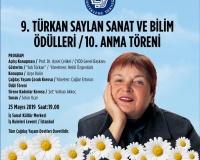9.Türkan Saylan Sanat ve Bilim Ödülleri