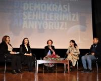 27. Adalet ve Demokrasi Haftası..