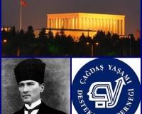 10 KASIM'DA ANITKABİR'E