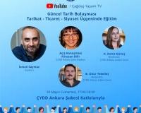 ÇYDD Ankara Şubesi |Güncel Tairh Buluşması