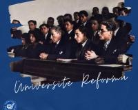 Türk Üniversite Reformu 87 Yaşında