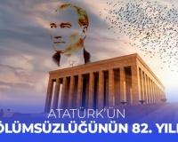Atatürk, you will live forever!