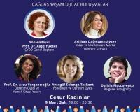 """Dünya Kadınlar Günü özel yayını, """"Cesur Kadınlar"""""""
