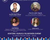 """""""Atatürk: Kurucu Felsefenin Evrimi"""""""