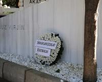 Seyfi Dursunoğlu'na Anıt Mezar Ve Anma Töreni